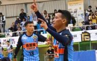Hai tuyển thủ Việt Nam đồng loạt ghi bàn tại giải đấu của Nhật Bản