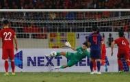 CHOÁNG! Lộ hình ảnh Quang Hải làm điều không ngờ giúp Văn Lâm cản quả penalty