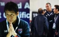 HLV Nishino công khai xin lỗi thầy Park sau biến cố khiêu khích của trợ lý