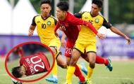 Đã rõ thời điểm Trọng Hùng có thể trở lại thi đấu cùng U22 Việt Nam