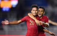 Vùi dập Brunei, Indonesia lấy lại ngôi nhì,duy trì sức ép với U22 Việt Nam