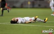 SỐC: Chấn thương nặng, Quang Hải phải chia tay SEA Games từ vòng bảng?