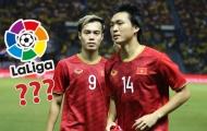 NÓNG: Sau Tuấn Anh, thêm 1 cái tên HAGL chuẩn bị sang La Liga thử việc?