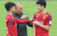 HLV Park Hang-seo liên tiếp đón tin vui từ Đình Trọng và Quang Hải