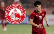 Đã rõ thời điểm Công Phượng về Việt Nam ký hợp đồng với CLB TP.HCM