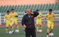 HLV Park Hang-seo nhận tin không vui từ 3 tuyển thủ U23 Việt Nam