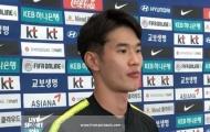 Sao U23 Hàn Quốc: Tôi không dám nghĩ đến việc đụng độ U23 Việt Nam tại Tứ kết