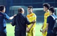 Thua Bahrain, HLV Park Hang-seo nói chuyện riêng với 2 tuyển thủ U23 Việt Nam