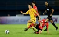Thắng nghẹt thở Trung Quốc, U23 Hàn Quốc độc chiếm ngôi đầu bảng C
