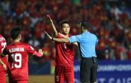 U23 Việt Nam mất quả penalty, thầy Park lên tiếng về quyết định của tổ VAR