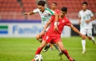 Để thủng lưới phút bù giờ, U23 Bahrain đánh mất cơ hội tạo địa chấn trước Iraq