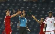 Sao U23 Việt Nam: Cả đội nín thở khi trọng tài rút lại quả phạt đền của UAE