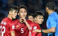 Báo Trung Quốc: Đây, điều khiến U23 Việt Nam đáng khâm phục ở trận UAE