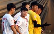 Đội nhà chưa khai hoả, Quang Hải hiến kế cho các chân sút U23 Việt Nam
