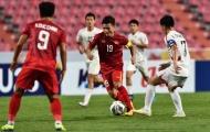 Nhận trái đắng trước Triều Tiên, U23 Việt Nam chính thức chia tay VCK châu Á 2020