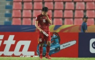 Lá chắn thép U23 Việt Nam nói lời ruột gan sau thất bại của đội nhà