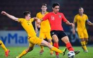 Thắng dễ Australia, U23 Hàn Quốc điền tên vào Chung kết, lấy vé dự Olympic Tokyo
