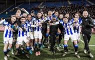 Đoàn Văn Hậu ngồi dự bị, SC Heerenveen đoạt vé dự Tứ kết Cúp Quốc gia