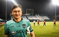 Đặng Văn Lâm tiết lộ bí quyết cản phá 2 quả penalty giúp Muangthong dự Chung kết
