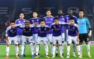 Tiến sâu tại AFC Cup 2019, CLB Hà Nội cũng chỉ đứng thứ 6 tại Đông Nam Á