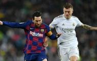 Sếp lớn Barcelona nói điều thật lòng về Messi sau thất bại tại El Clasico