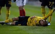 Lucas Torreira lên tiếng về chấn thương kinh hoàng trong trận Portsmouth