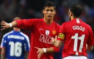 Cách đây đúng 12 năm, Ronaldo lần đầu tiên làm chuyện 'ấy' ở Man Utd