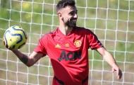 Chạy xé gió, Bruno Fernandes vẫn chào thua Daniel James và sao U18 Man Utd