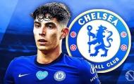 Sky Sports: 'Havertz vẫn chưa ký hợp đồng với Chelsea'
