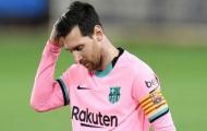 Messi gửi tối hậu thư cho Barca, hoặc người này hoặc anh ra đi