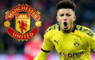 Sancho ra động thái quyết đoán với Dortmund, Man Utd sắp thắng lớn?