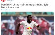 Man Utd vẫn âm thầm chèo kéo Upamecano, CĐV Quỷ Đỏ phản ứng ra sao?
