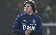 Đàn anh chấn thương, 'Pirlo 19 tuổi' được gọi lên tuyển