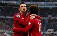 'Tôi sẵn sàng ở lại Liverpool đến hết sự nghiệp'