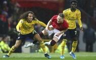 'Arsenal và Man Utd chơi như thể các đội xếp thứ 8 và 11 tốt nhất vậy'