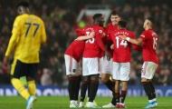'Đó là lý do Man Utd không thể làm gì nhiều để xoay chuyển cục diện'