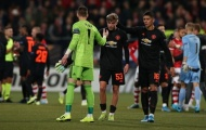Hành quân đến Hà Lan, Man Utd dùng luôn triết lý của Van Gaal