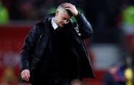 'Sức mạnh của lịch sử Man Utd cùng mọi thiết lập trước đó đều bị kiềm tỏa'
