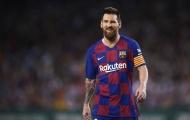 Vua kiến tạo Châu Âu: Messi chỉ xếp thứ 4; Dortmund gây sốc nặng