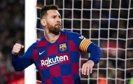 Antonio Conte làm rõ thực hư việc Messi chuyển đến Inter Milan