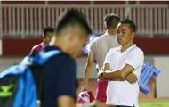Cựu chủ tịch CLB Sài Gòn đá bóng giữa trưa dù bị bệnh nặng