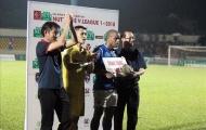 Than Quảng Ninh được thưởng nóng sau trận thắng HAGL