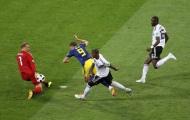 CĐV tố trọng tài thiên vị không dùng VAR giúp Đức thắng trận