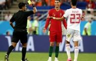 Ronaldo đáng bị thẻ đỏ, VAR là trò hề