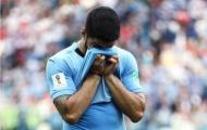 Luis Suarez rơi lệ trong ngày Uruguay chia tay World Cup 2018
