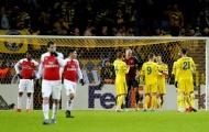 Sếp lớn Arsenal phản ứng thế nào sau trận thua BATE Borisov?