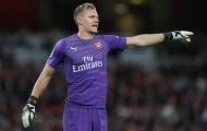 Bernd Leno gợi lại ký ức buồn cho Tottenham trước thềm đại chiến