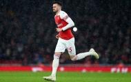 Thêm một sao Arsenal thể hiện quyết tâm trước trận derby London
