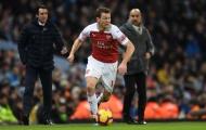Arsenal nhận tin vui trước thềm đại chiến Tottenham