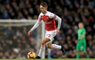 Arsenal chốt tương lai của Denis Suarez
